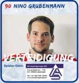 Nino Grubenmann