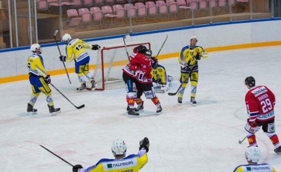 EHCKK 2. Liga gegen Schaffhausen