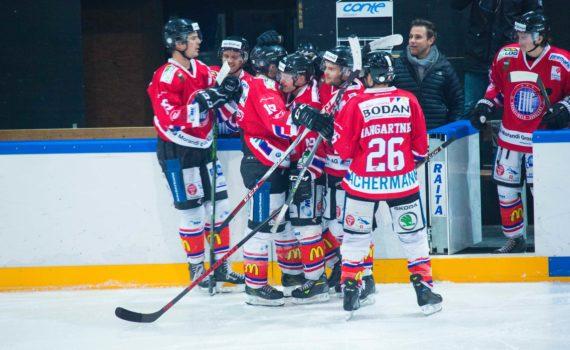 EHCKK 2. Liga gegen Engiadina