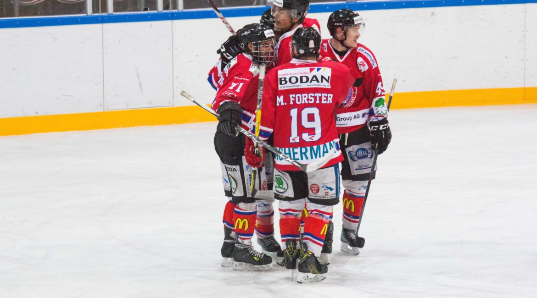 2. Liga gegen Schaffhausen